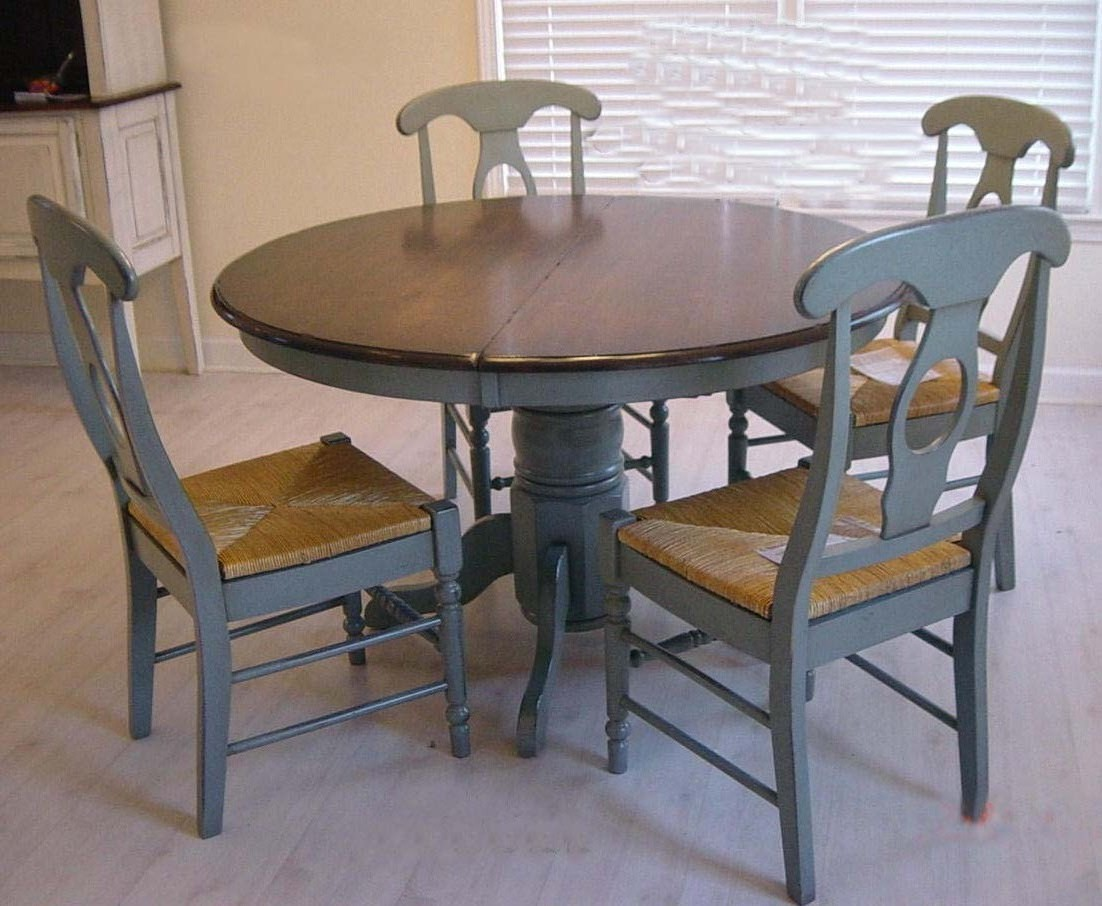 36 Inch Round Table Top Painters Ridge Furniture Dining Tables